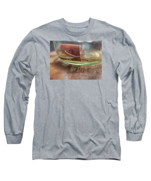 Happiness In A Jar Long Sleeve T-Shirt by John Rossman
