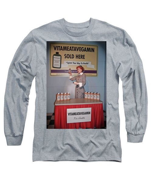 Happy 100th Birthday Lucy Long Sleeve T-Shirt