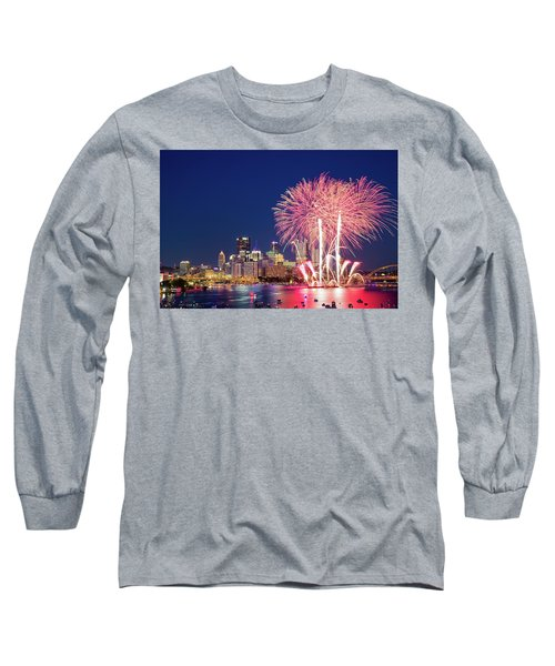 Happy 4th  Long Sleeve T-Shirt