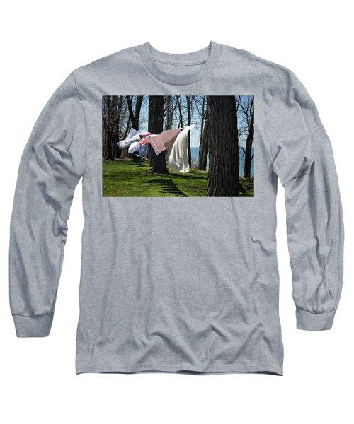 Happy Dance Long Sleeve T-Shirt