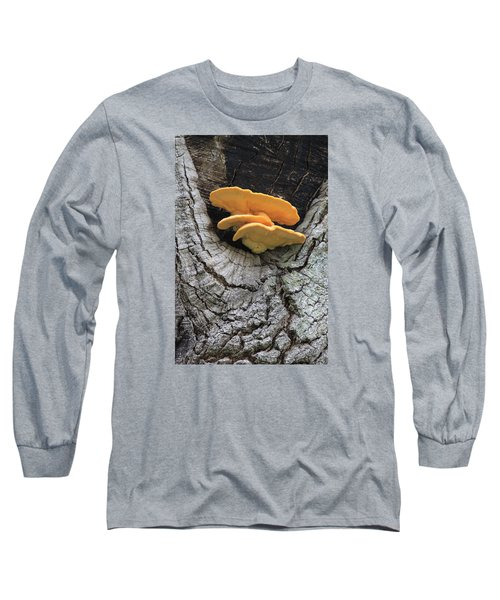Happy Fungi Long Sleeve T-Shirt by Suzanne Gaff