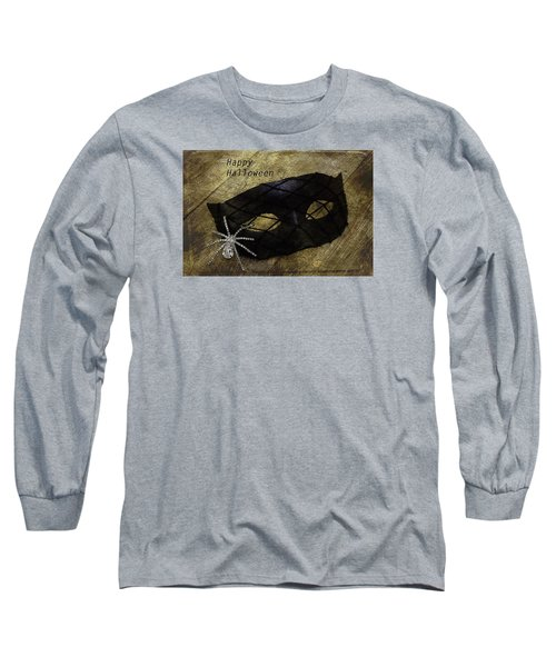 Long Sleeve T-Shirt featuring the photograph Happy Halloween by Patrice Zinck