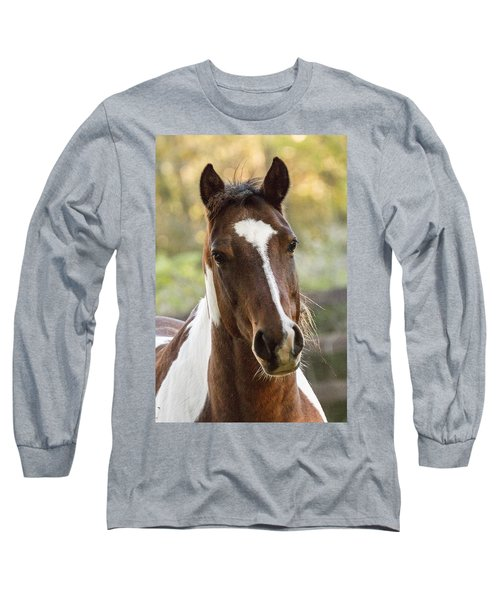 Happy Horse Long Sleeve T-Shirt