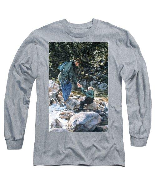Happy Isles Long Sleeve T-Shirt