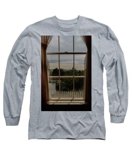 Harbor Entrance Long Sleeve T-Shirt