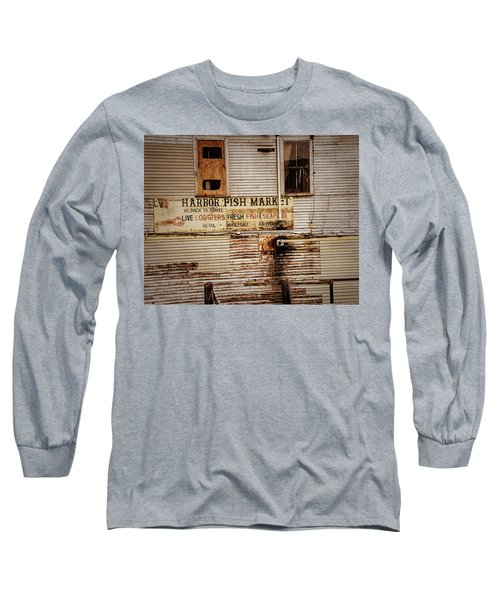 Harbor Fish Market Long Sleeve T-Shirt