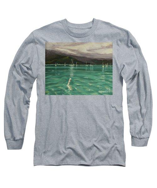 Harbor View Long Sleeve T-Shirt
