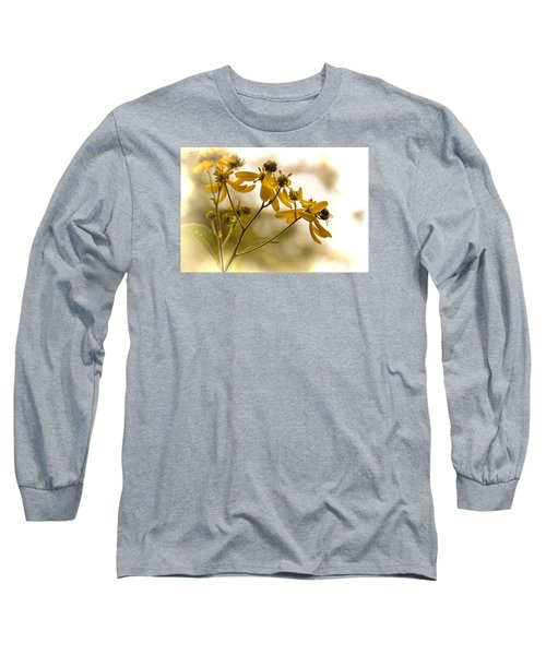 Hard At Work Long Sleeve T-Shirt by Dennis Lundell