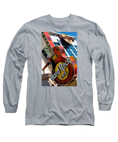 Hard Rock Cafe Niagara Long Sleeve T-Shirt