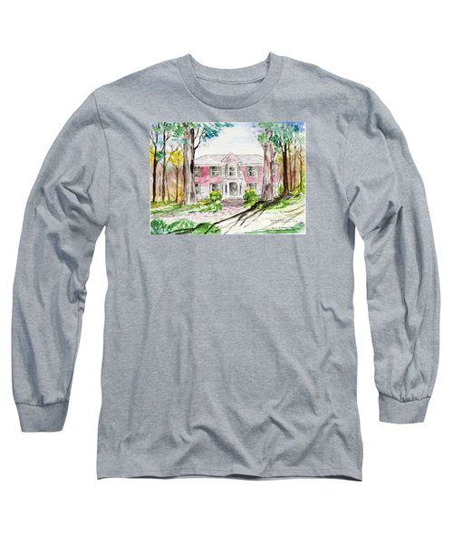 Hardaway House Long Sleeve T-Shirt