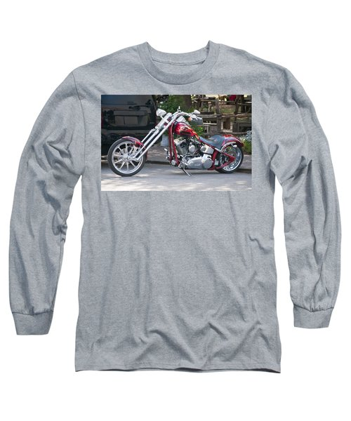 Harley Chopped Long Sleeve T-Shirt