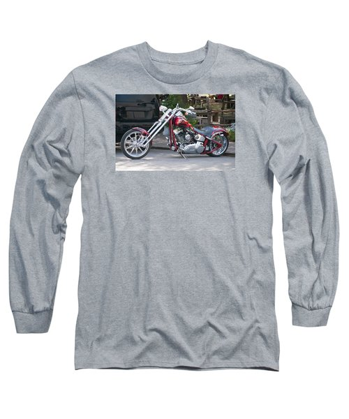 Harley Chopped Long Sleeve T-Shirt