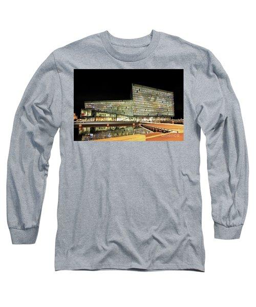 Harpa, Reykjavik Long Sleeve T-Shirt