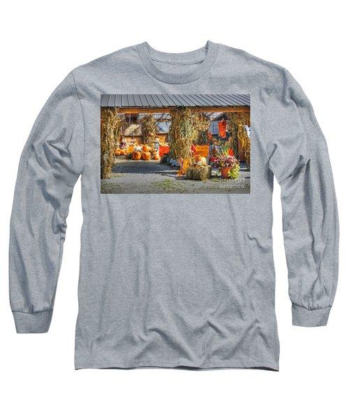 Harvest Days Long Sleeve T-Shirt