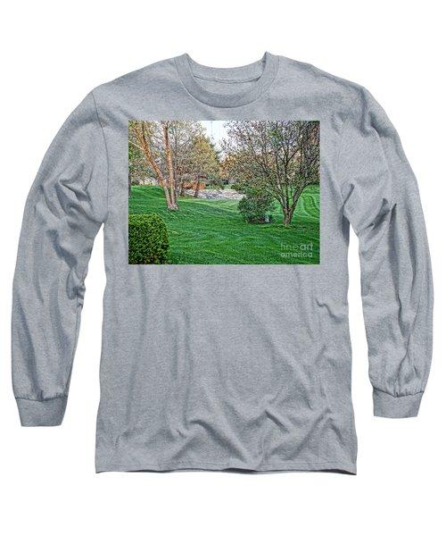 Harwycke Commons  Long Sleeve T-Shirt