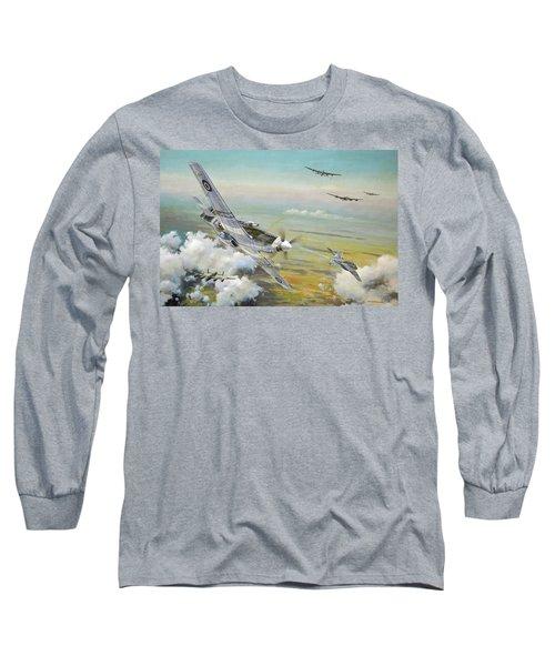 Haslope's Komet Long Sleeve T-Shirt
