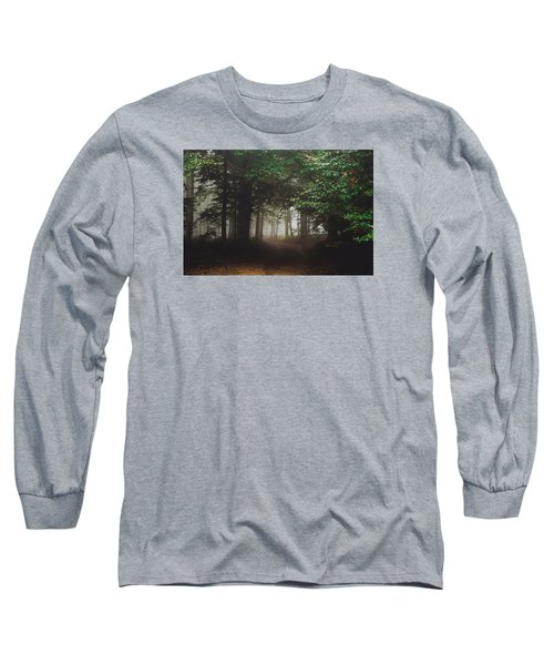 Haunted Forest #2 Long Sleeve T-Shirt