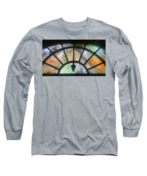 Haunted Window Long Sleeve T-Shirt