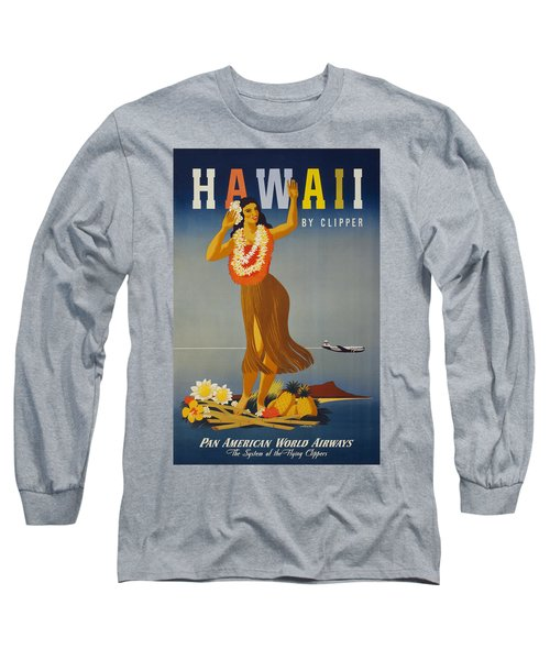 Hawaii By Clipper Long Sleeve T-Shirt
