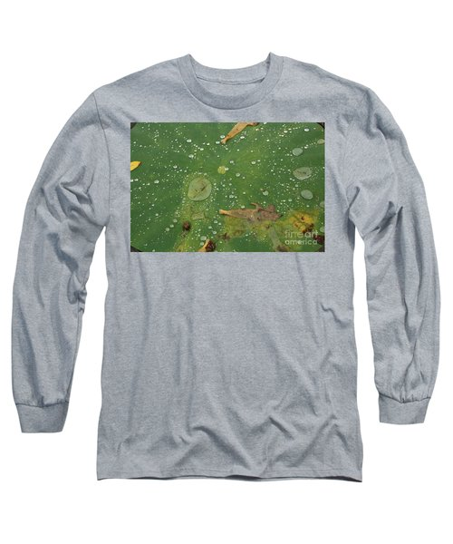 Hawaiian Lilly Pad 2 Long Sleeve T-Shirt