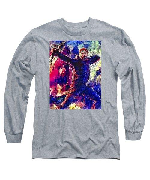 Hawkeye Long Sleeve T-Shirt