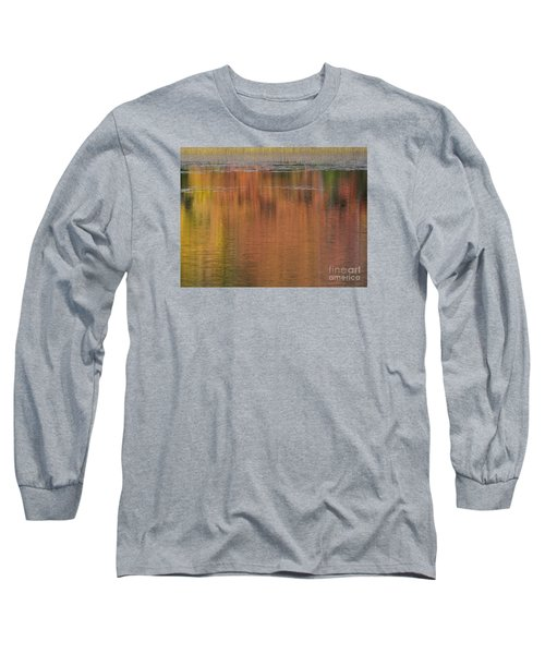 Hawkins Autumn Abstract 2015 Long Sleeve T-Shirt