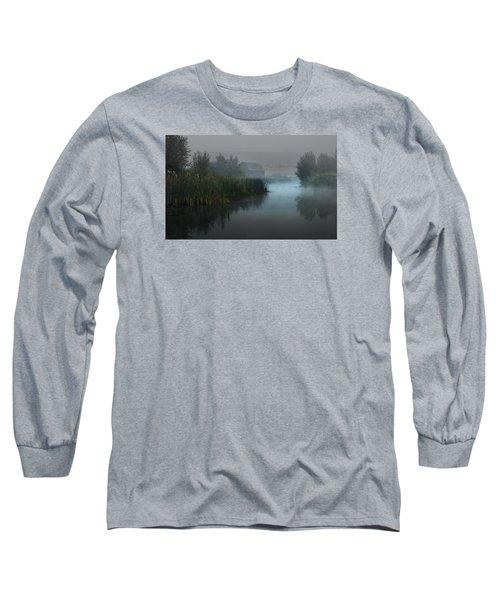 Haynes Ranch Predawn II Long Sleeve T-Shirt by John Poon