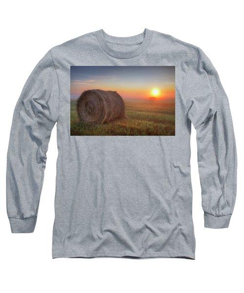 Hayrise Long Sleeve T-Shirt by Dan Jurak
