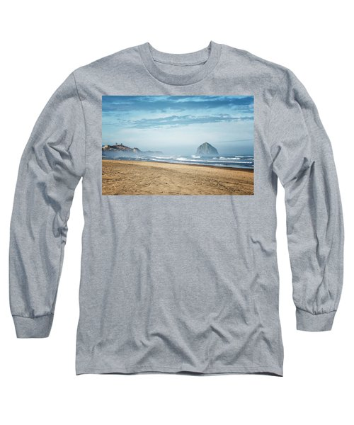 Haystack Rock Pacific City Long Sleeve T-Shirt