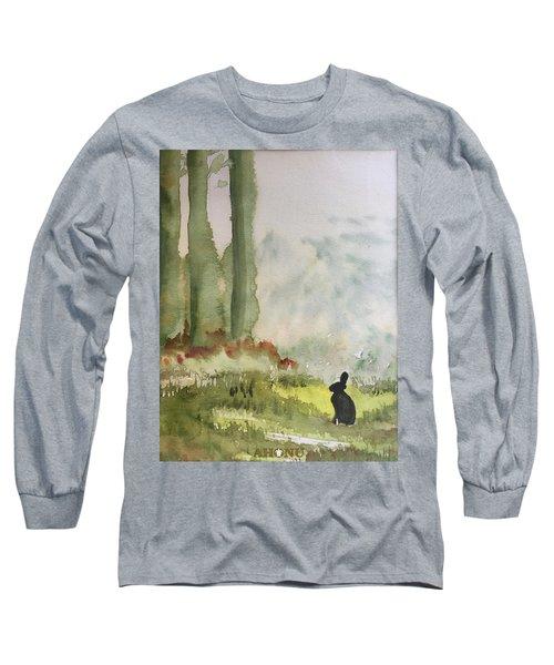 Hazel-rah Long Sleeve T-Shirt