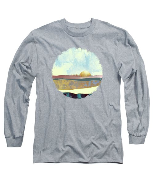 Hazy Afternoon Long Sleeve T-Shirt by Katherine Smit