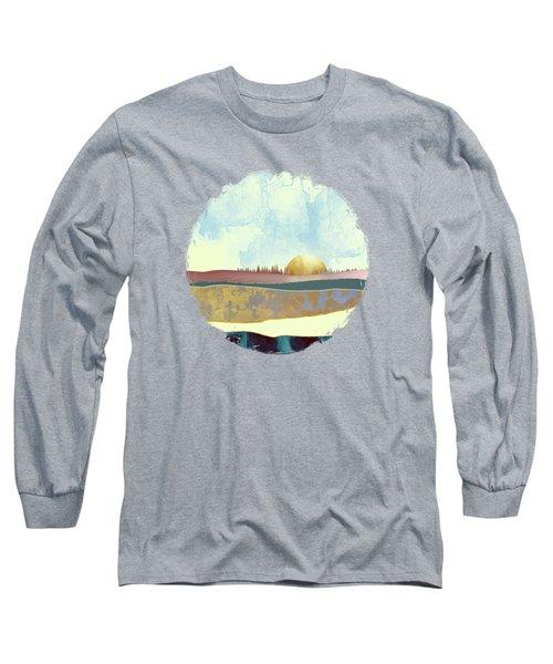 Hazy Afternoon Long Sleeve T-Shirt