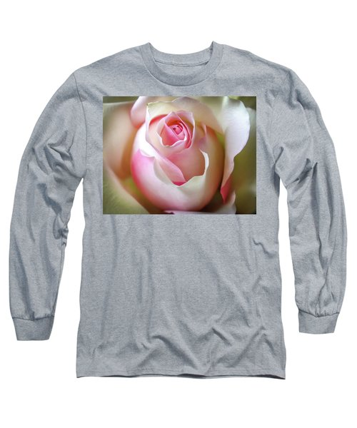 Long Sleeve T-Shirt featuring the photograph He Loves Me Still by Karen Wiles