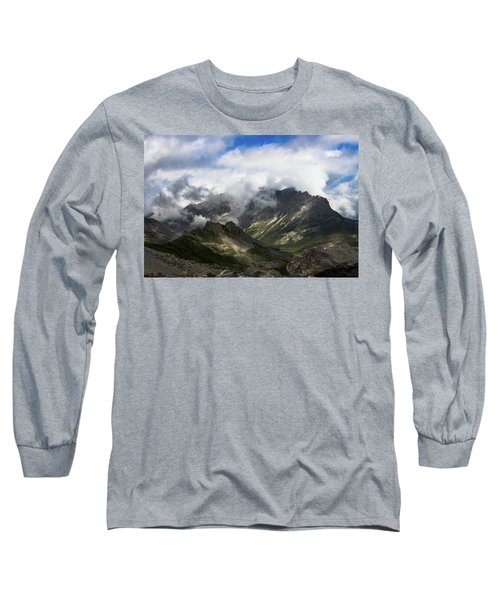 Head In The Clouds Long Sleeve T-Shirt