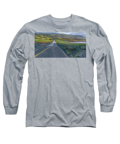 Heading For The Hills Long Sleeve T-Shirt