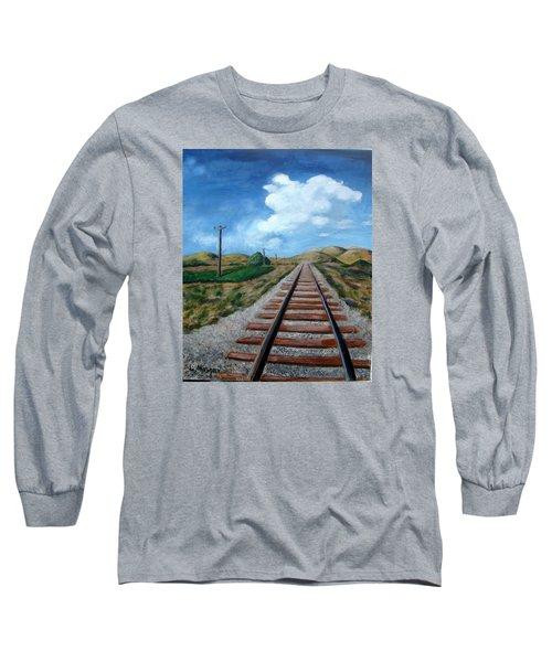 Heading West Long Sleeve T-Shirt