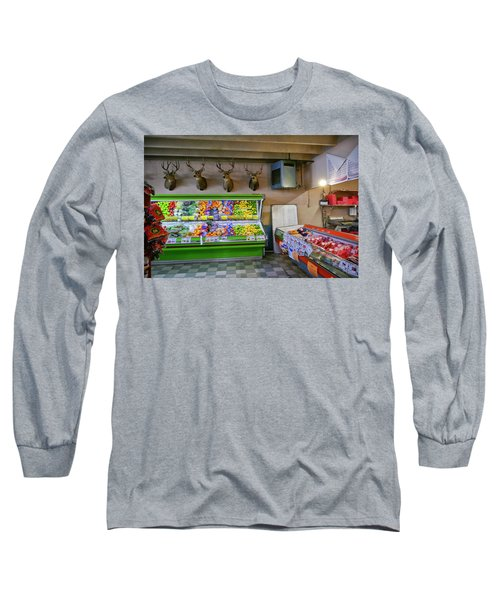 Heads Of State Long Sleeve T-Shirt
