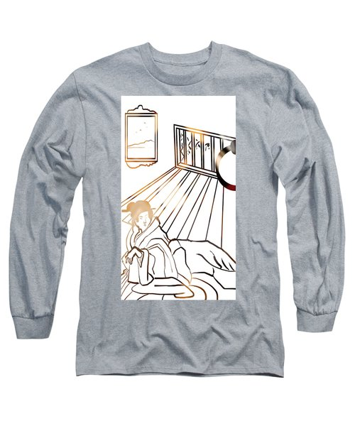Healing . Energy Long Sleeve T-Shirt