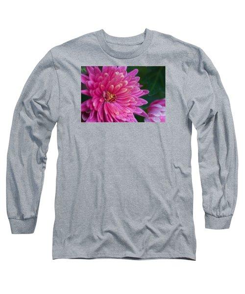 Heart Of A Mum Long Sleeve T-Shirt