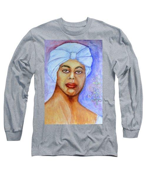 Heart Of Love  Marie Laveau Long Sleeve T-Shirt