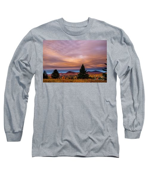 Heart Opeing In The Sky Long Sleeve T-Shirt