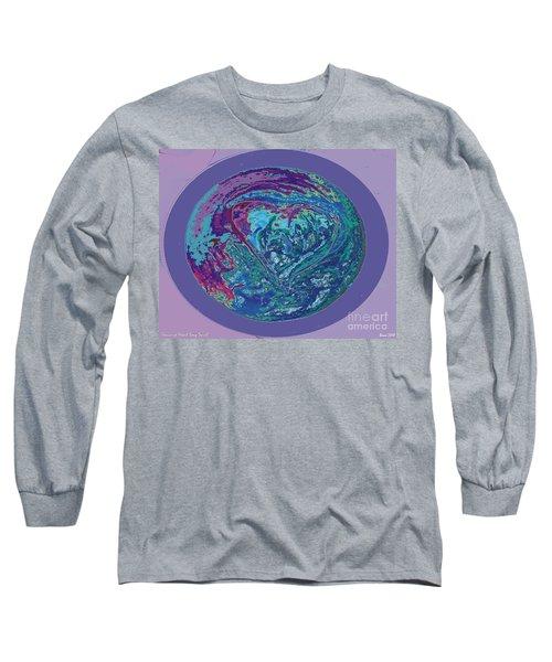 Heart Universe  Long Sleeve T-Shirt