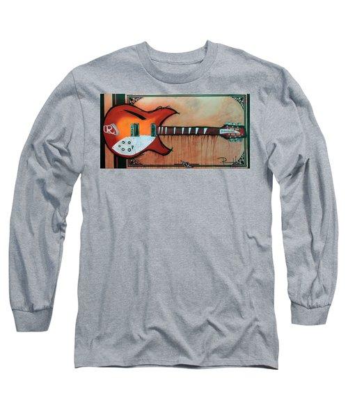 Heartbreaking 12 String Long Sleeve T-Shirt