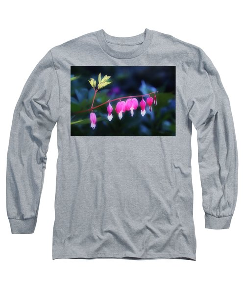 Hearts In The Dusk Long Sleeve T-Shirt