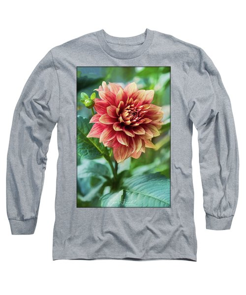 Heat Of Summer Long Sleeve T-Shirt