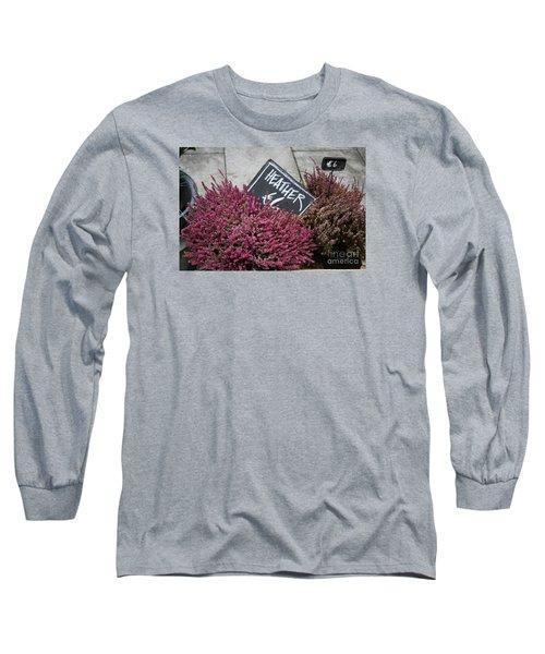Heather Long Sleeve T-Shirt
