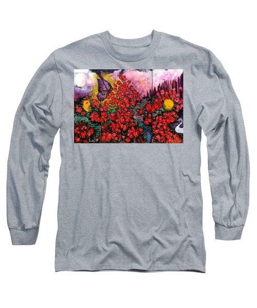 Heaven On Earth Long Sleeve T-Shirt