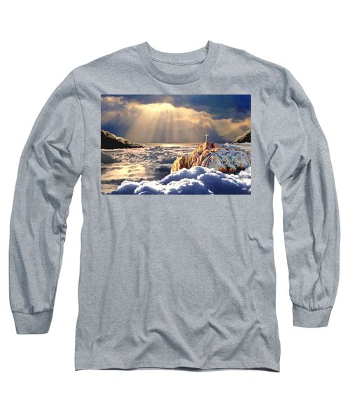 Heavenly Ascension Long Sleeve T-Shirt