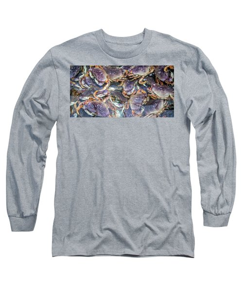 Heavenly Crabs Long Sleeve T-Shirt
