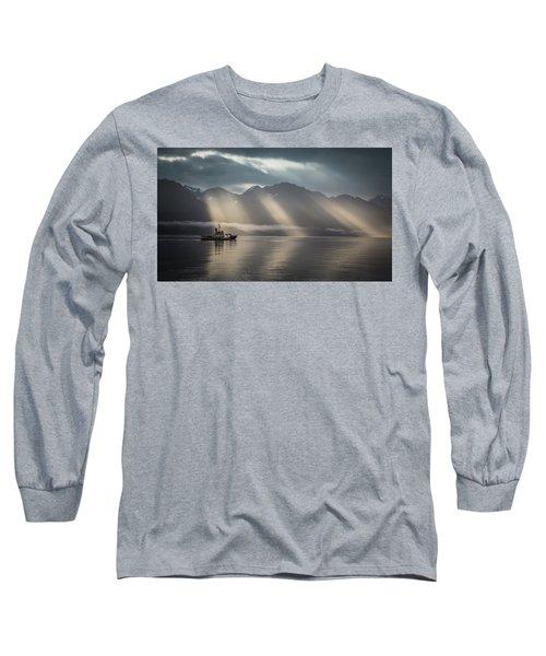 Heavenly Light Long Sleeve T-Shirt